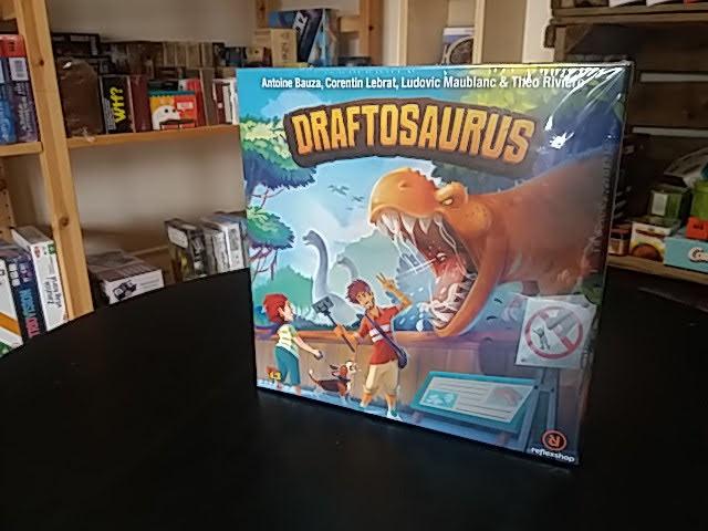 Szuper dinós társasjáték!