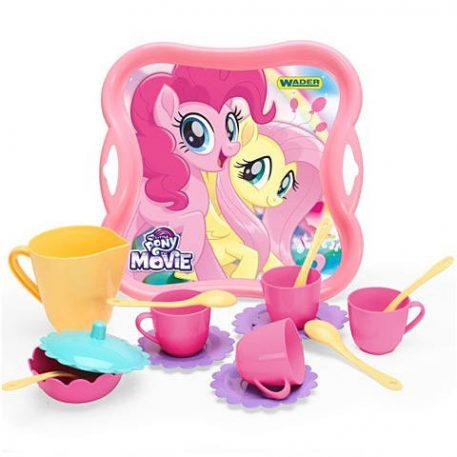 Rendezz teapartit az Én kicsi pónim szereplőivel!