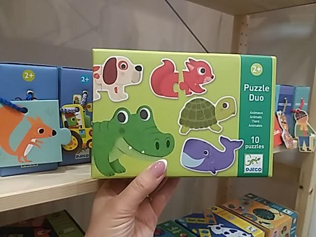 Aranyos kirakó játékok 2 éveseknek!