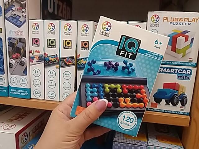 Szuper logikai játékok 6 éveseknek a Smart Games-től!