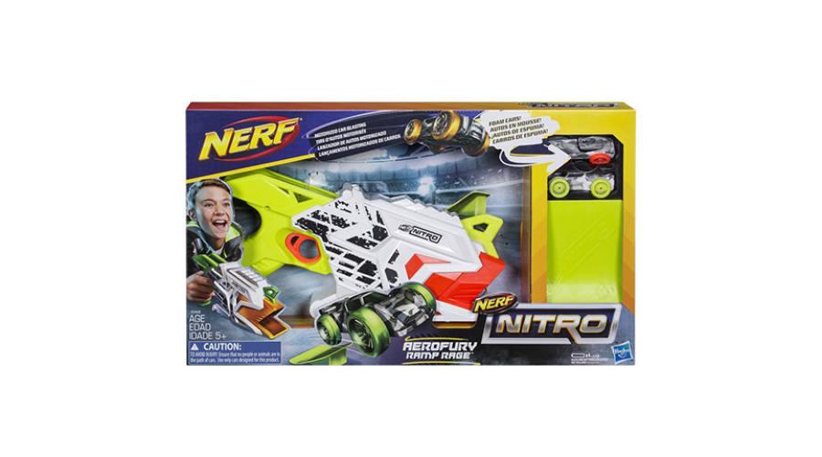 Nerf szivacslövő fegyver, lövöldözős játék!