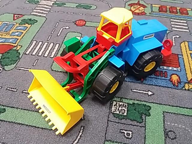 Szuper markolós játékok az építkezésekhez!
