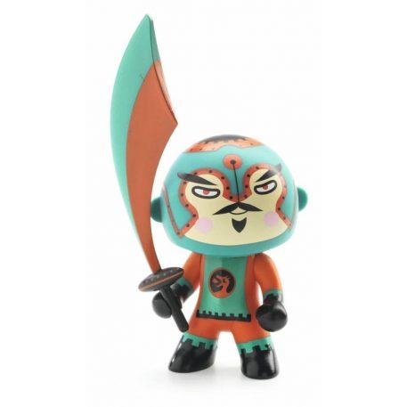 Ninja játékfigura az Arty Toys kollekcióból.