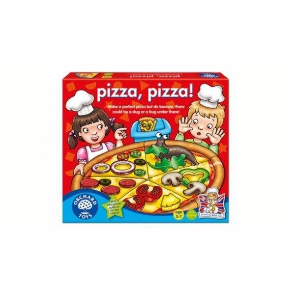 Pizzás társasjáték kicsiknek!