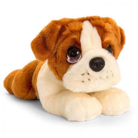 Bulldog plüss kutya mindenkinek!