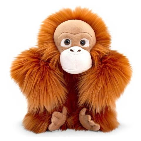 Élethű orángután plüss majom!
