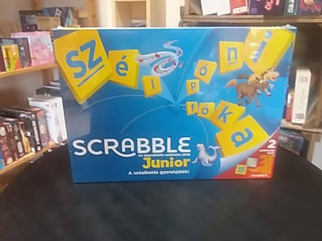 A legnépszerűbb szókeresős játék, a Scrabble!