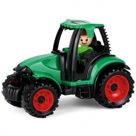 Traktoros játékok figurával!