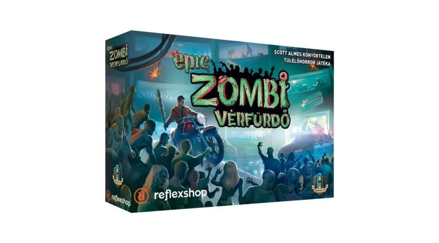 Taktikázz, hogy kicselezd a zombiket ebben a szuper zombis társasjátékban!