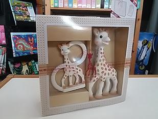 Rágóka a zsiráfos játékok között a legkisebbeknek!